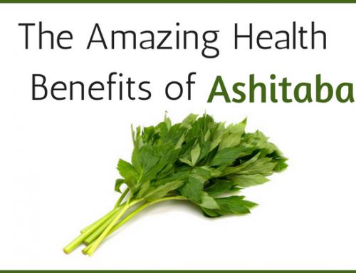 Ten effects of Ashitaba Extract